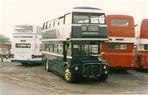805, Routemaster 5RM NRH 805A